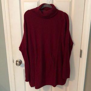 Garnet Hill Oversized Sweater